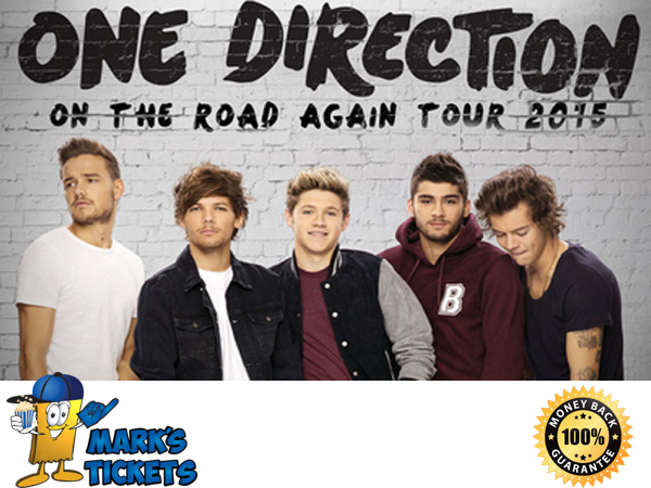 Cheap One Direction Tickets | Mark's Tickets