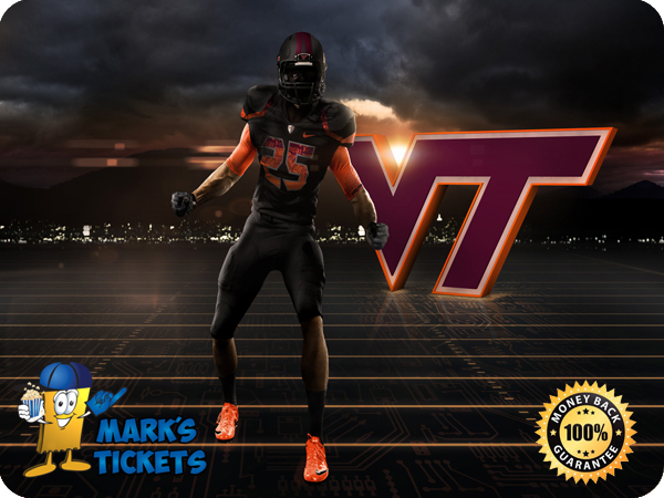 Cheap Virginia Tech Hokies Football Tickets | Mark's Tickets
