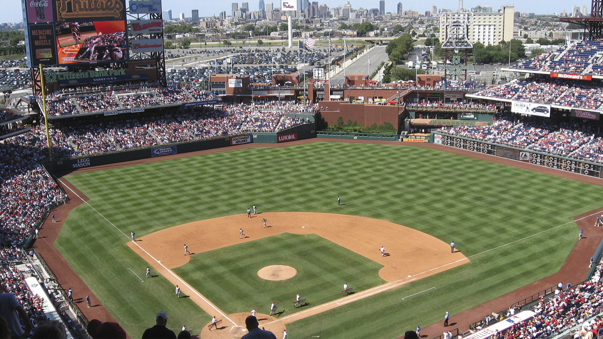 Cheap Philadelphia Phillies Tickets | Mark's Tickets