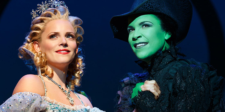 Cheap Wicked Tickets | Mark's Tickets