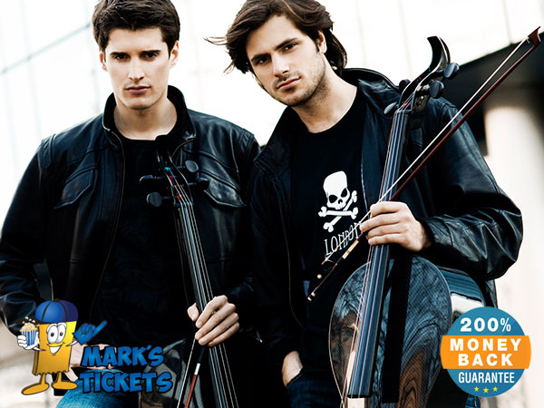 Cheap 2Cellos Tickets | Mark's Tickets