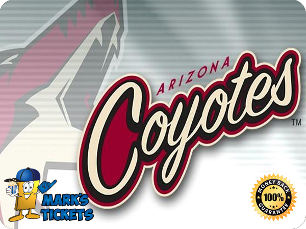 Cheap Arizona Coyotes Tickets | Mark's Tickets