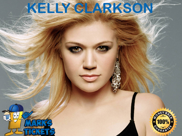 Cheap Kelly Clarkson Tickets | Mark's Tickets