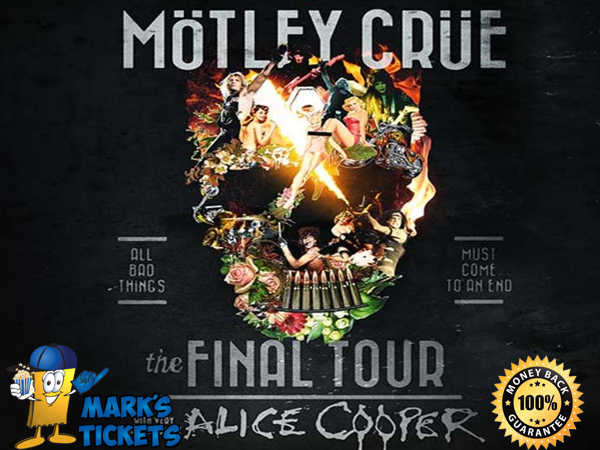Cheap Motley Crue Tickets | Mark's Tickets