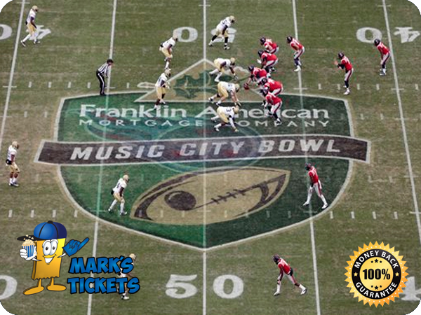 Cheap Music City Bowl Tickets | Mark's Tickets