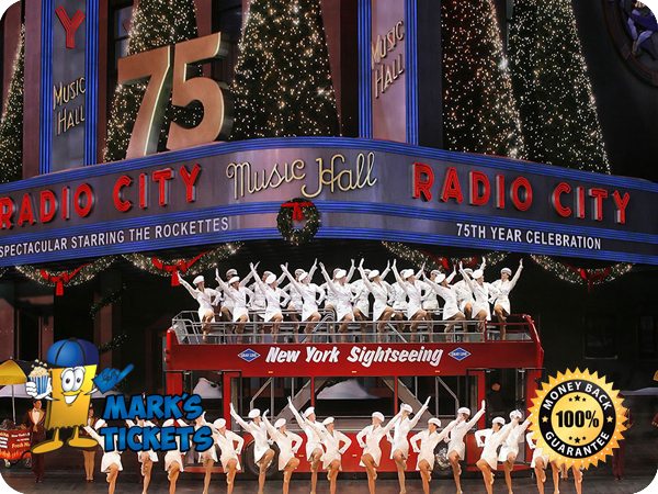 Cheap Radio City Christmas Spectacular Tickets | Mark's Tickets