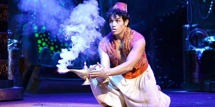 Cheap Aladdin Tickets | Mark's Tickets