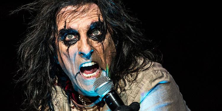 Cheap Alice Cooper Tickets | Mark's Tickets