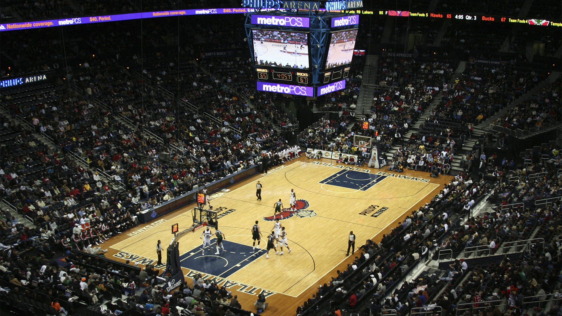 Cheap Atlanta Hawks Tickets | Mark's Tickets