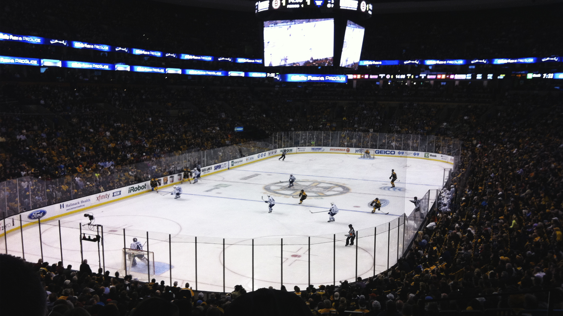 Cheap Boston Bruins Tickets | Mark's Tickets