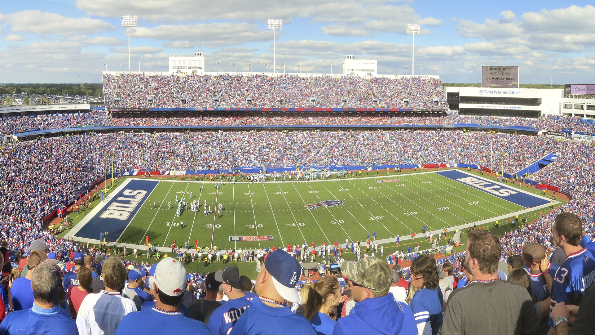 Cheap Buffalo Bills Tickets | Mark's Tickets