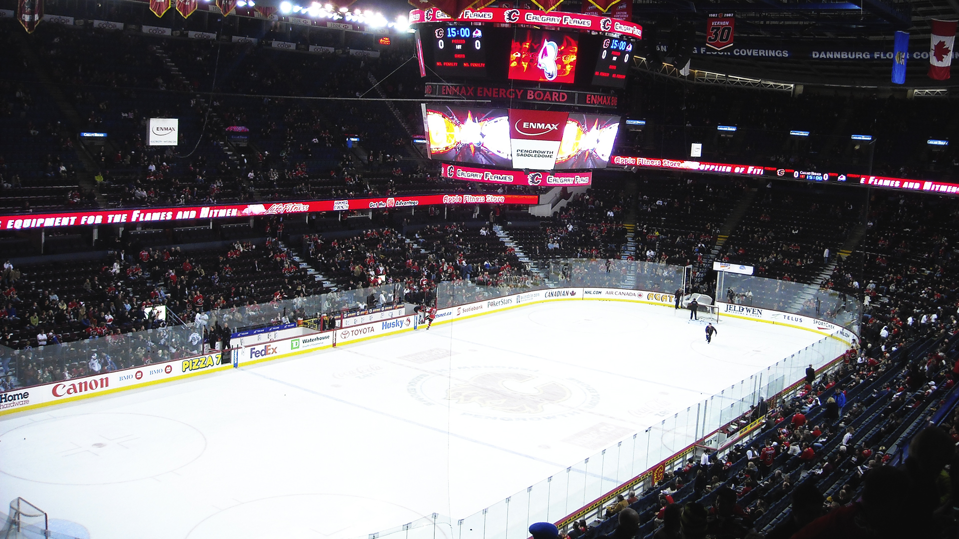 Cheap Calgary Flames Tickets | Mark's Tickets