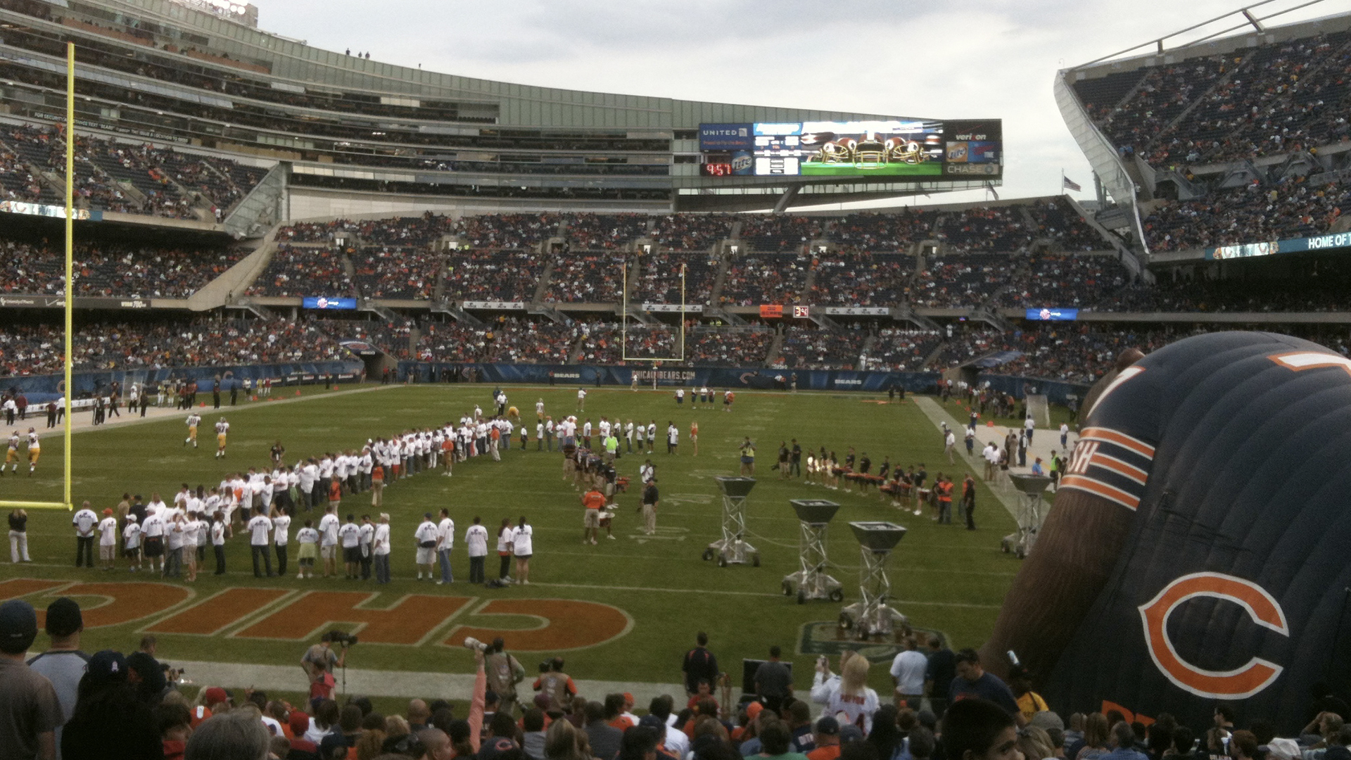 Cheap Chicago Bears Tickets | Mark's Tickets
