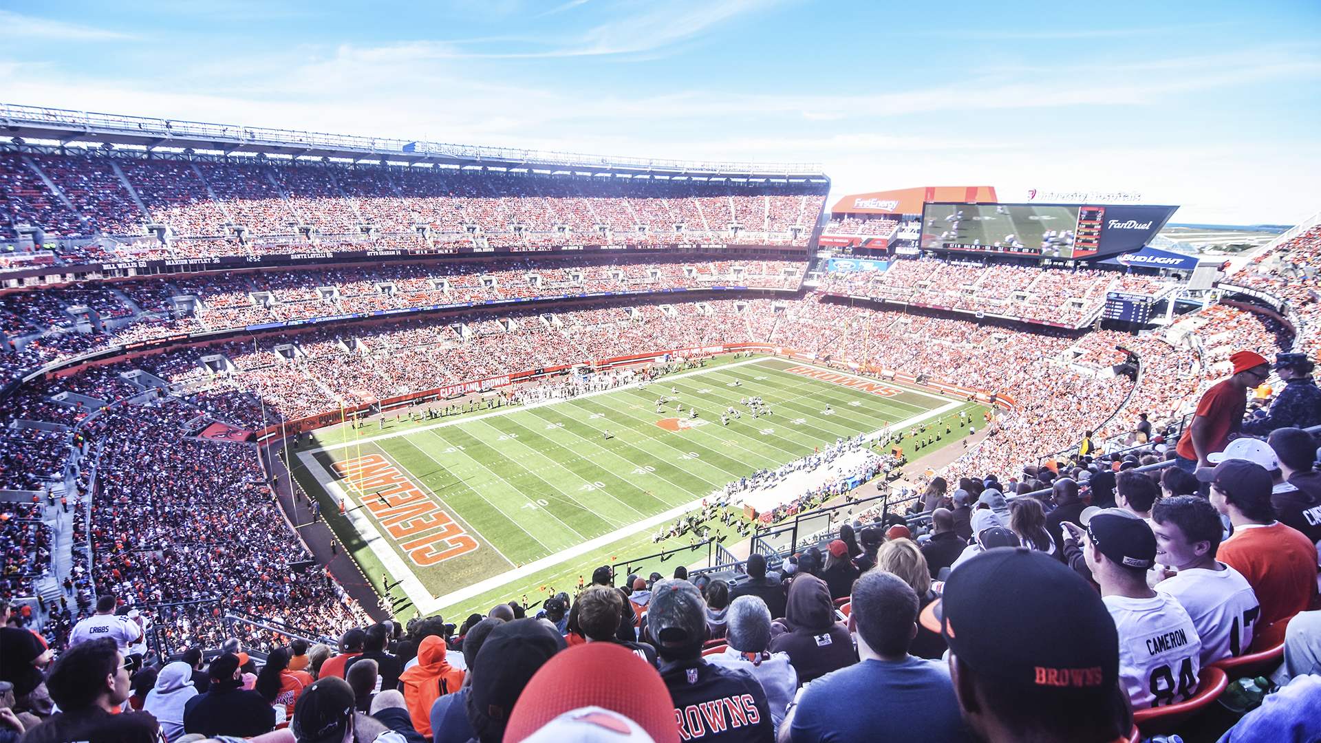 Cheap Cleveland Browns Tickets | Mark's Tickets