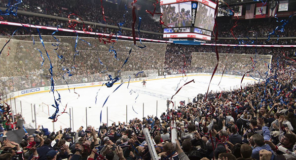 Cheap Columbus Blue Jackets Tickets | Mark's Tickets