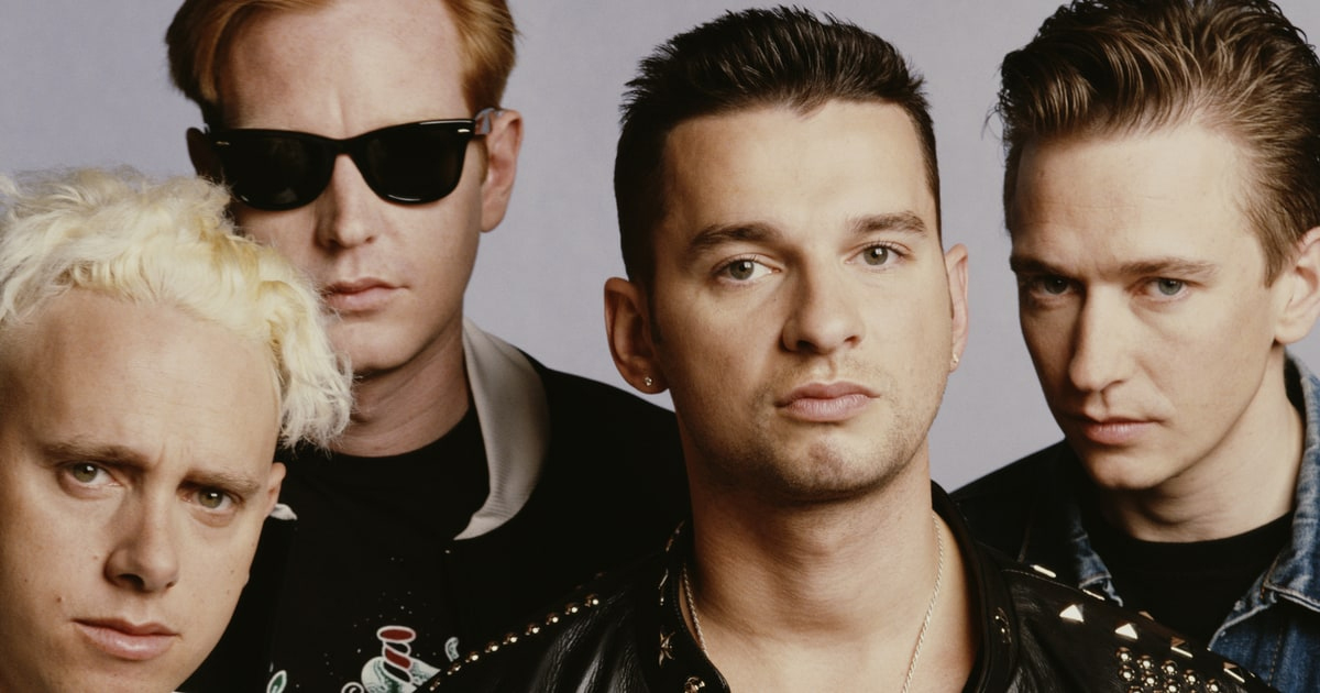 Cheap Depeche Mode Tickets | Mark's Tickets