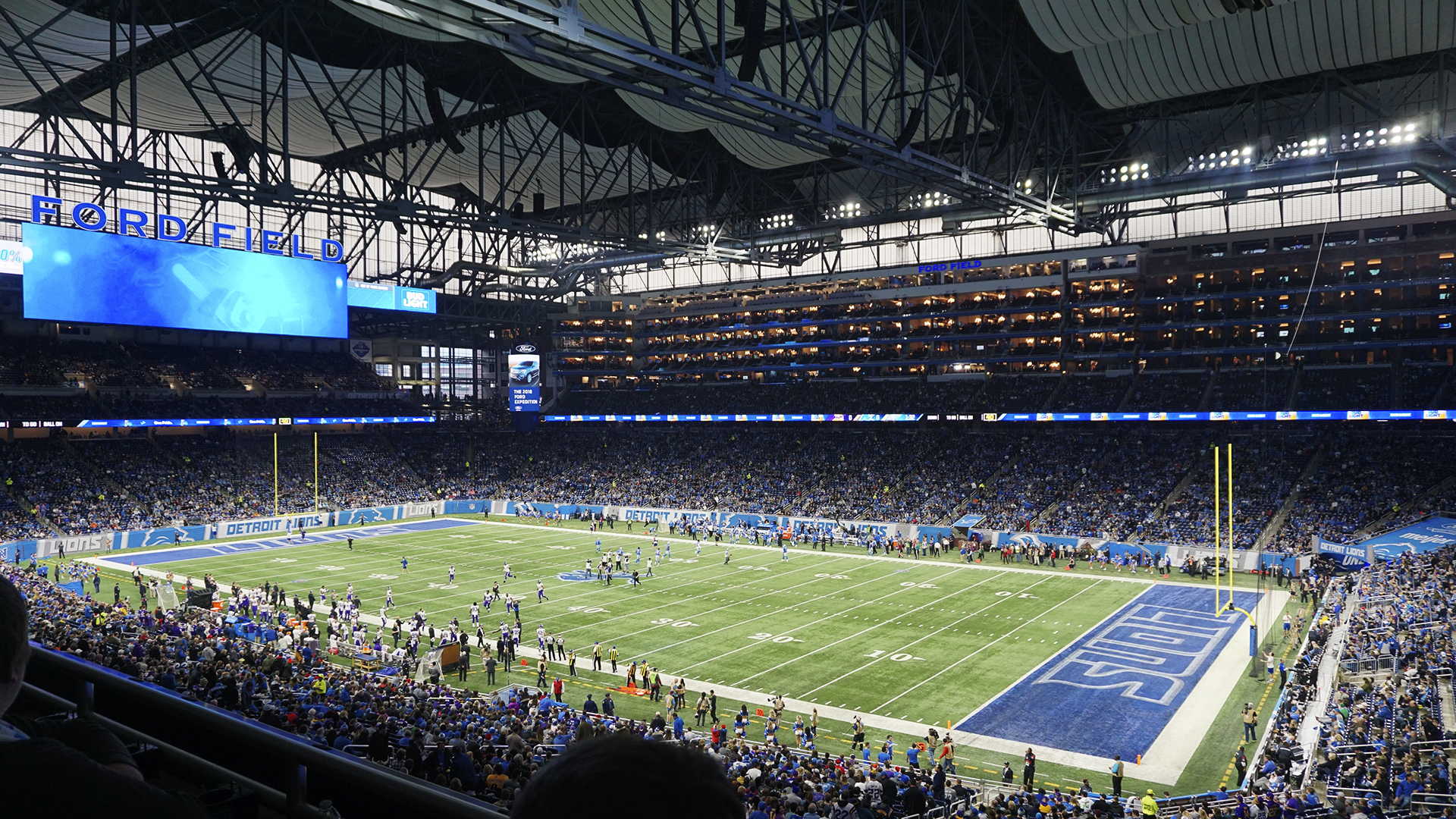 Cheap Detroit Lions Tickets | Mark's Tickets