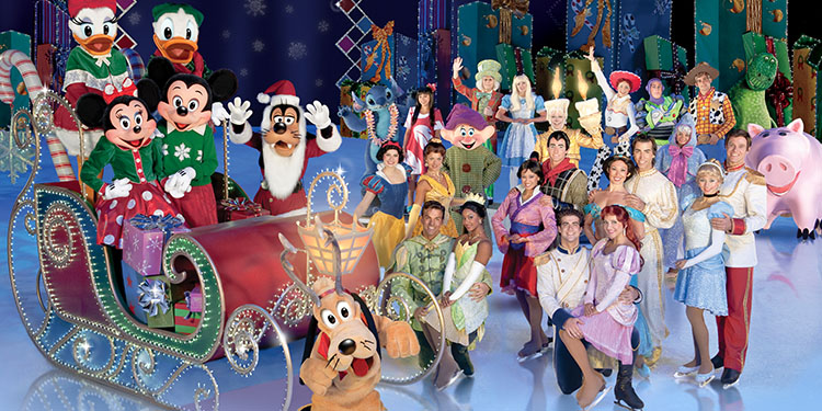 Cheap Disney On Ice Tickets | Mark's Tickets