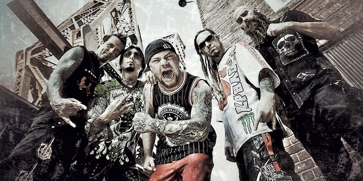 Cheap Five Finger Death Punch Tickets | Mark's Tickets