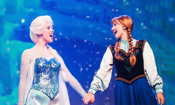 Cheap Frozen - The Musical Tickets | Mark's Tickets