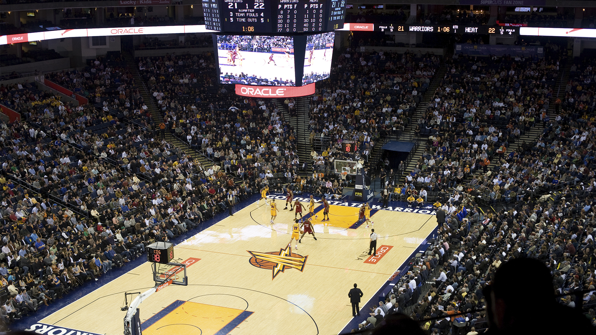 Cheap Golden State Warriors Tickets | Mark's Tickets