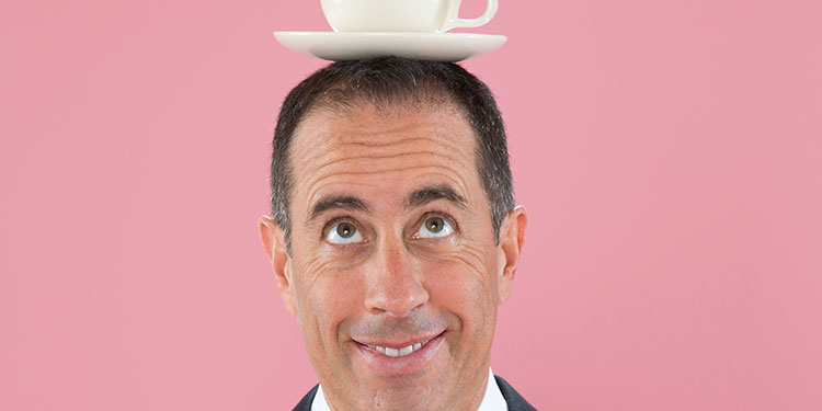 Cheap Jerry Seinfeld Tickets | Mark's Tickets