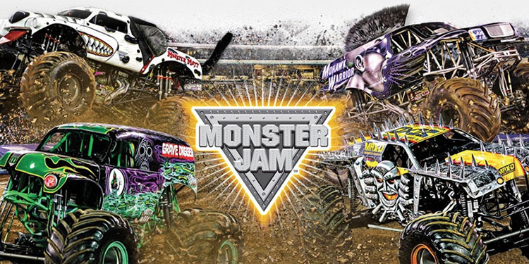Cheap Monster Jam Tickets | Mark's Tickets