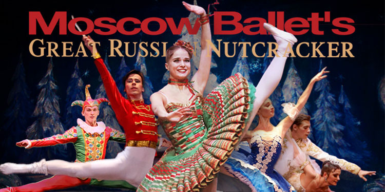 Cheap Moscow Ballet's Great Russian Nutcracker Tickets | Mark's Tickets
