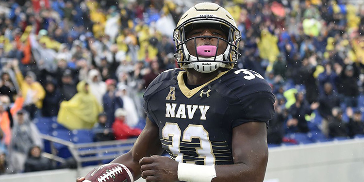 Cheap Navy Midshipmen Football Tickets | Mark's Tickets