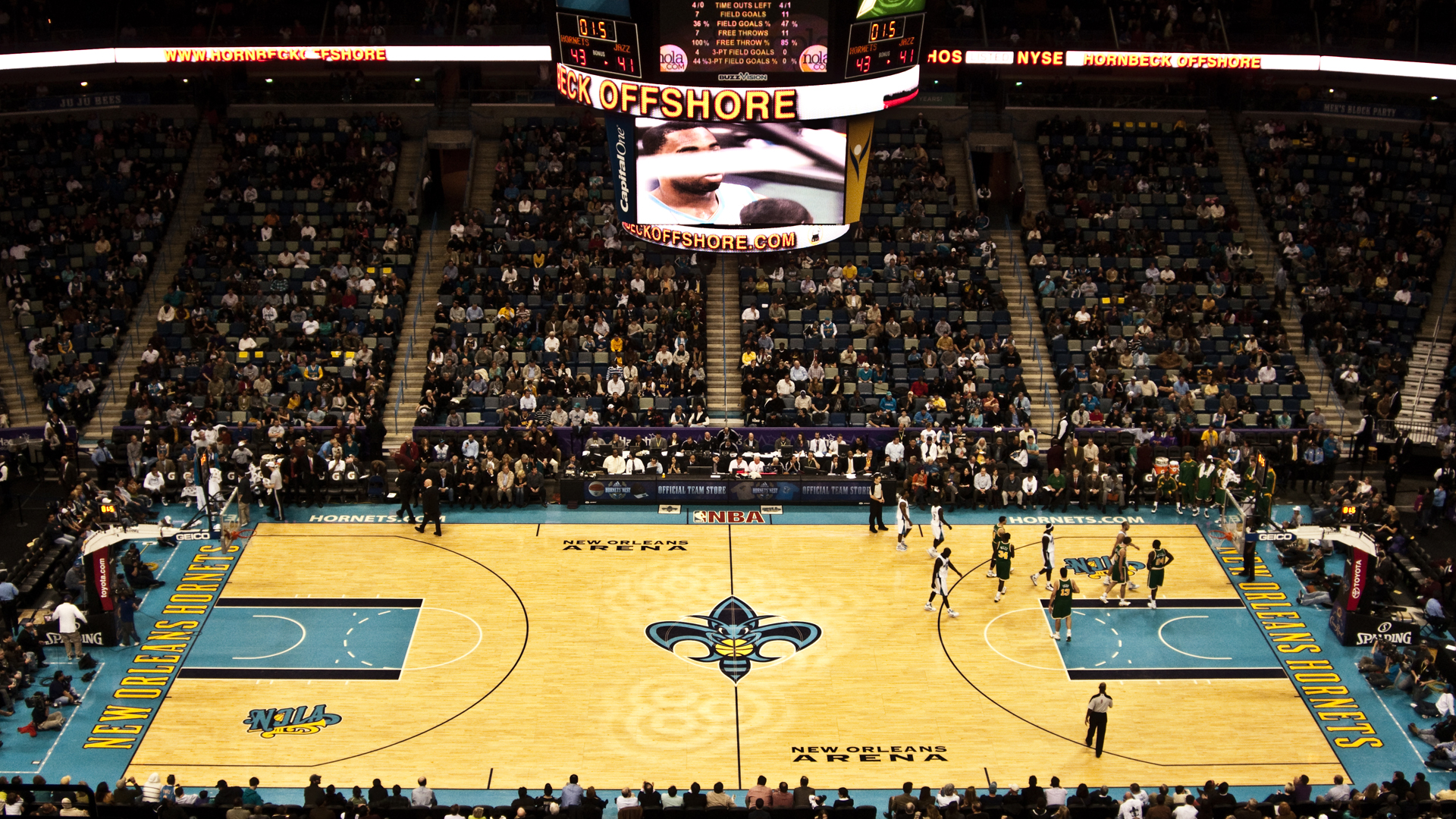 Cheap New Orleans Pelicans Tickets | Mark's Tickets