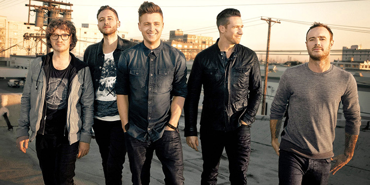 Cheap OneRepublic Tickets | Mark's Tickets