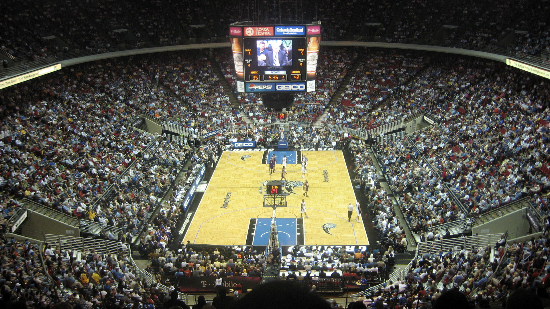 Cheap Orlando Magic Tickets | Mark's Tickets