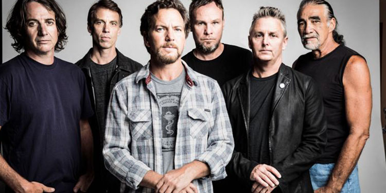 Cheap Pearl Jam Tickets | Mark's Tickets