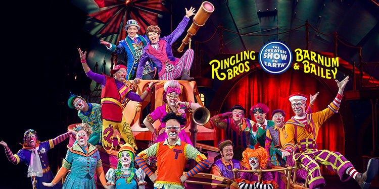 Cheap Ringling Bros. and Barnum & Bailey Circus Tickets | Mark's Tickets