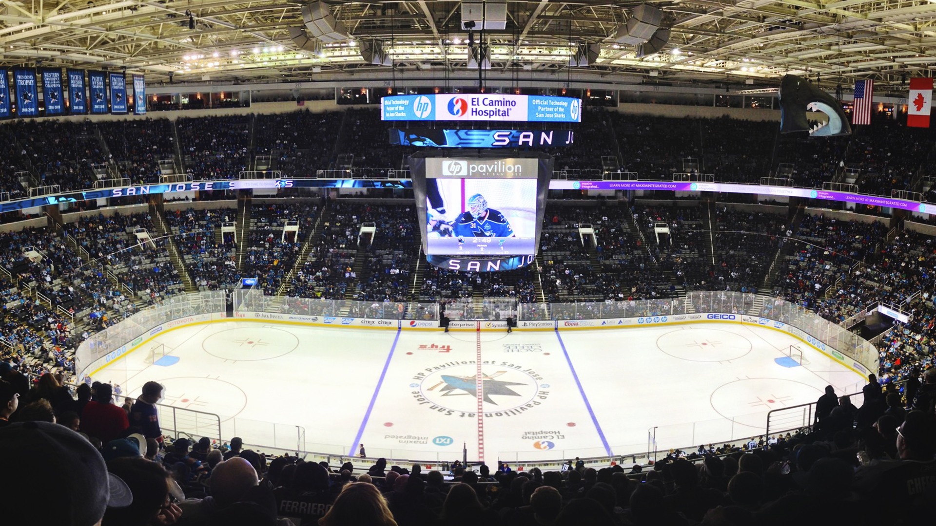 Cheap San Jose Sharks Tickets | Mark's Tickets