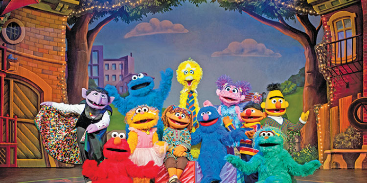 Cheap Sesame Street Live: Make A New Friend Tickets | Mark's Tickets