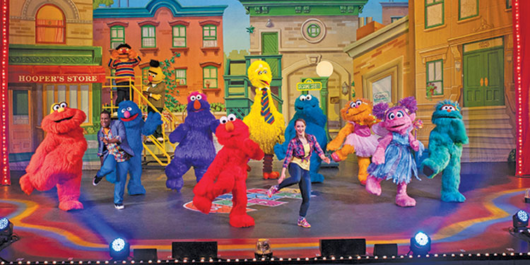 Cheap Sesame Street Live! Tickets | Mark's Tickets