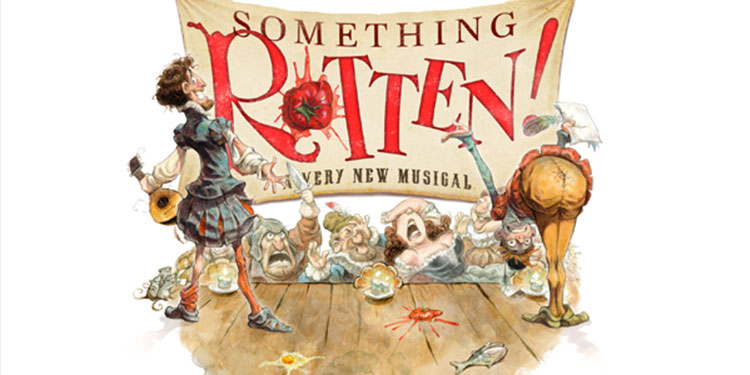 Cheap Something Rotten Tickets | Mark's Tickets