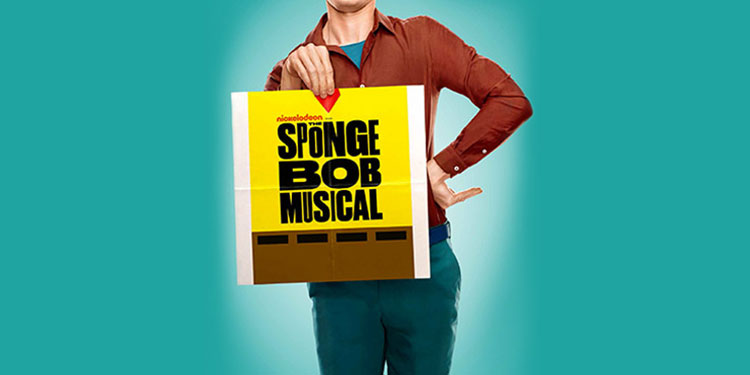 SpongeBob - The Musical Tickets