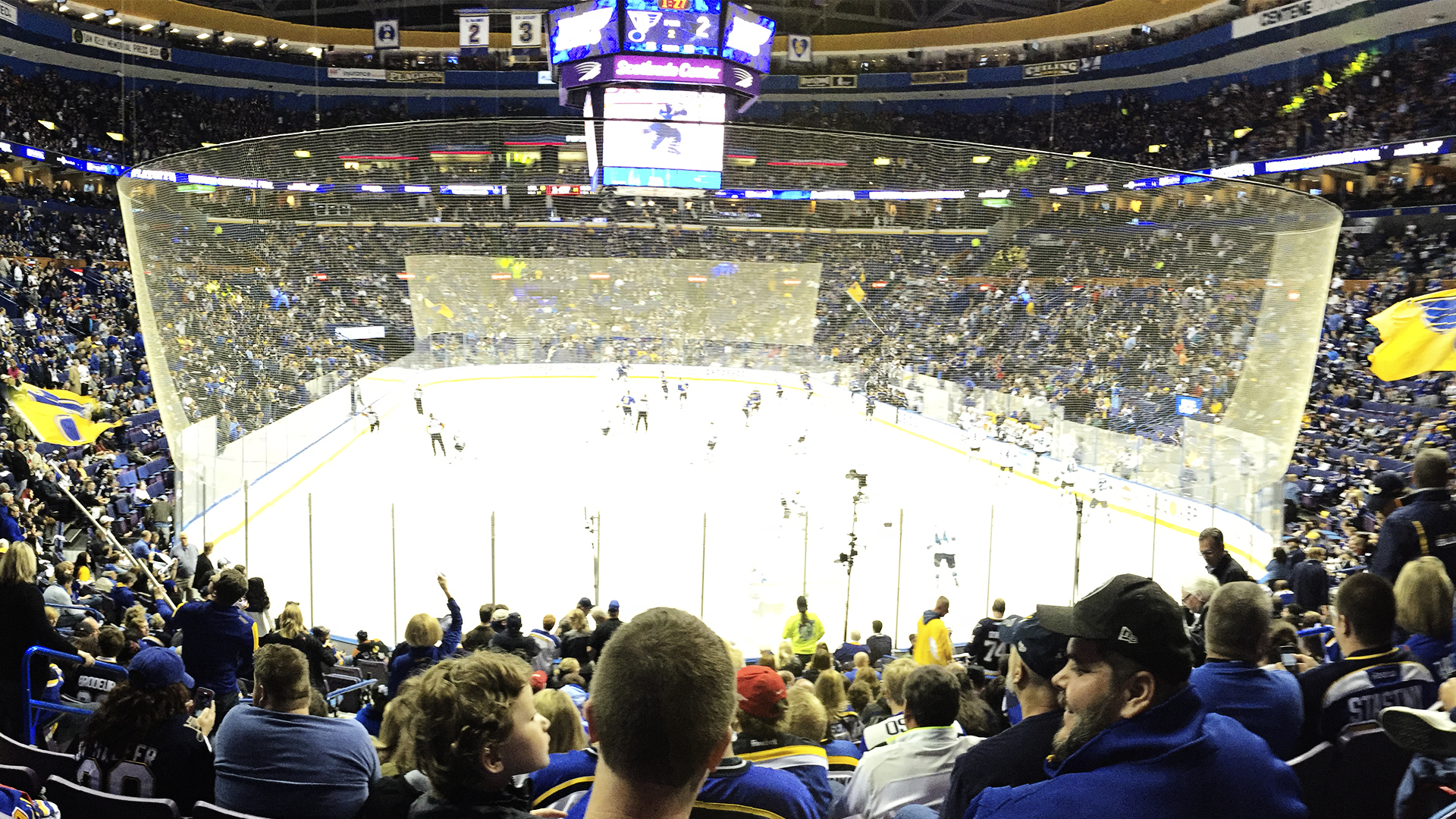 Cheap St. Louis Blues Tickets | Mark's Tickets