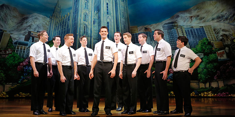Cheap The Book Of Mormon Tickets | Mark's Tickets