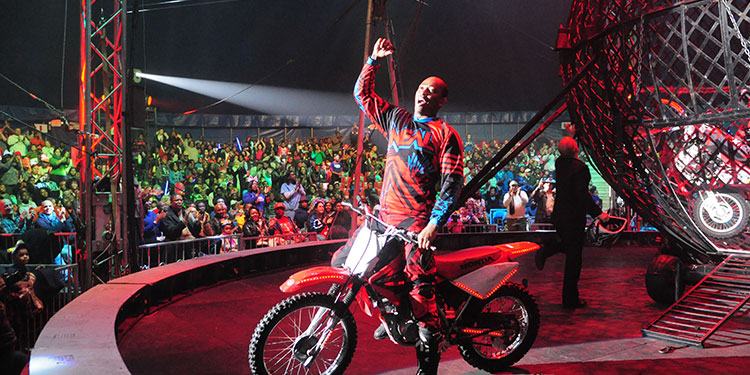 Cheap UniverSoul Circus Tickets   Mark's Tickets