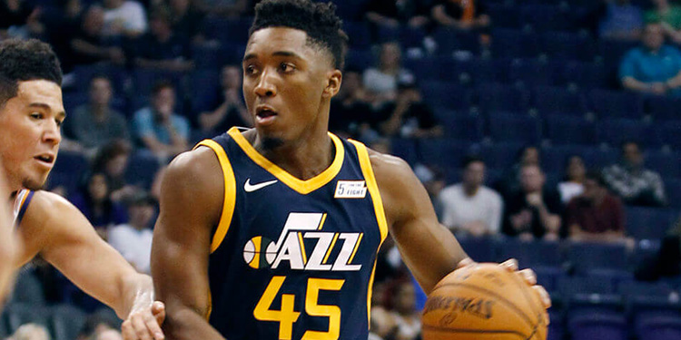 Cheap Utah Jazz Tickets | Mark's Tickets