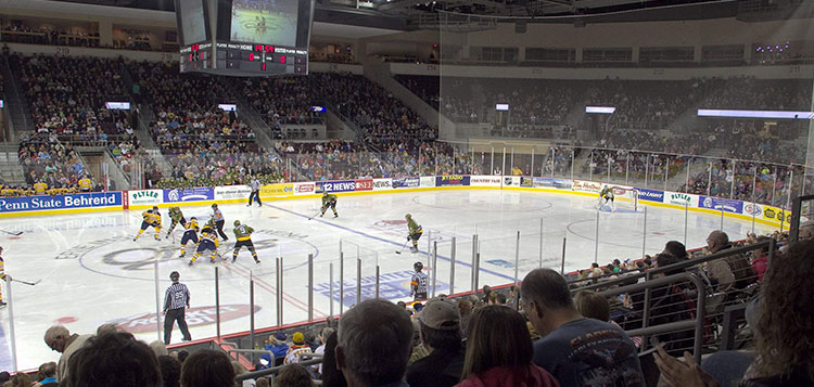 Erie Insurance Arena Tickets Mark S Tickets